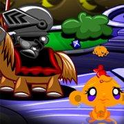 Игра Игра Счастливая обезьянка: Уровень 544