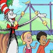 Игра Игра Кот в шляпе: Строить Мост