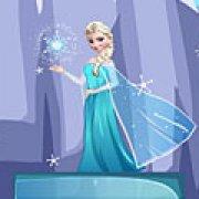 Игра Игра Снежная королева Эльза