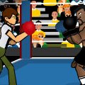 Игра Игра Бен 10 боксирует
