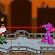 Игра Игра Кибер преследователь / Cyber Chaser