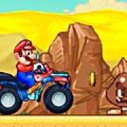 Игра Игра Квадроцикл Марио 2: ремикс