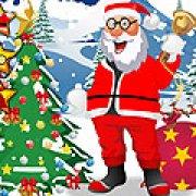 Игра Игра Одевалки: Санта Клаус