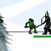 Игра Игра Войны кланов 2: зимняя защита
