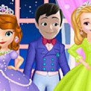 Игра Игра София и Эмбер: битва за принца