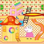 Игра Игра Свинка Пеппа кукольный домик