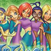 Игра Игра Для девочек Чародейки