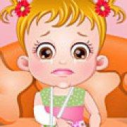 Игра Игра Малышка Хейзел: перелом руки