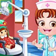 Игра Игра Малышка Хейзел стоматолог