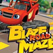 Игра Игра Вспыш и чудо машинки дорожный лабиринт
