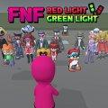 Игра Игра ФНФ: Игра в Кальмара Красный Свет, Зелёный Свет