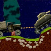 Игра Игра Танк и грузовик