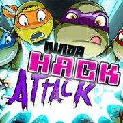 Игра Игра Черепашки ниндзя: хакерская атака