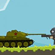Игра Игра Русский танк против армии Гитлера