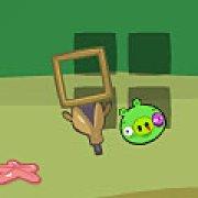 Игра Игра Плохие свинки: новые уровни