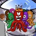 Игра Игра Ученый против пришельцев
