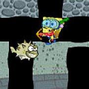 Игра Игра Губка Боб убивает монстров