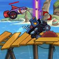 Игра Игра Машина Ест Машину: Морское Приключение