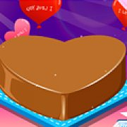 Игра Игра Торт на День святого Валентина