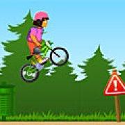 Игра Игра Дора в парке на BMX