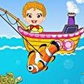 Игра Игра Детская рыбалка