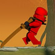 Игра Игра Лего Ниндзяго: мастер кружицу
