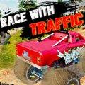 Игра Игра Гонка На Автомагистрали С Трафиком: Монстр Грузовик