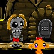 Игра Игра Счастливая обезьянка: Уровень 468 Золотая Чаша