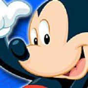 Игра Игра Волшебная кисть Микки Мауса