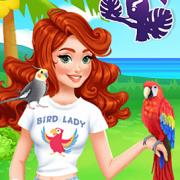 Игра Игра Зоомагазин Экзотических Птиц