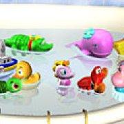 Игра Игра Игрушки для ванной