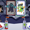 Игра Игра Дэнни призрак карты