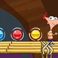 Игра Игра Финес и Ферб: приключения под землей