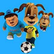 Игра Игра Барбоскины футбол