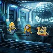 Игра Игра Миньоны: побег из лаборатории