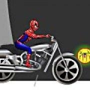 Игра Игра Вождение Человека паука