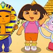 Игра Игра Даша мумия