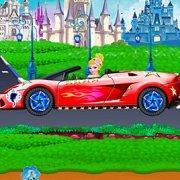 Игра Игра Автомойка для машины Эльзы