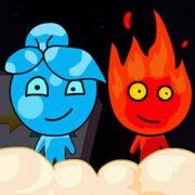 Игра Игра Защита Огня и Воды