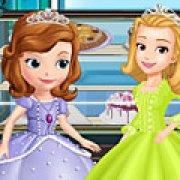 Игра Игра Магазин сладостей Софии и Эмбер
