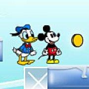 Игра Игра На двоих Микки Маус
