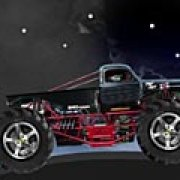 Игра Игра Лунный монстр-грузовик