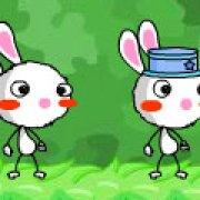 Игра Игра Радужный кролик 3