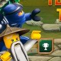 Игра Игра Лего Ниндзяго: Турнир Смелых