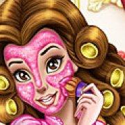 Игра Игра Белль: реальный макияж