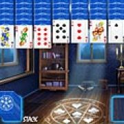 Игра Игра Пасьянс: волшебное место