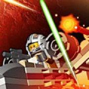 Игра Игра Звездные войны лего микробойцы