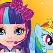 Игра Игра Пони Барби