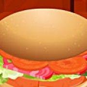 Игра Игра Вкусный куриный бургер