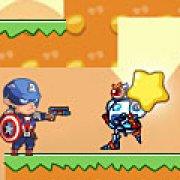 Игра Игра Капитан Америка 2